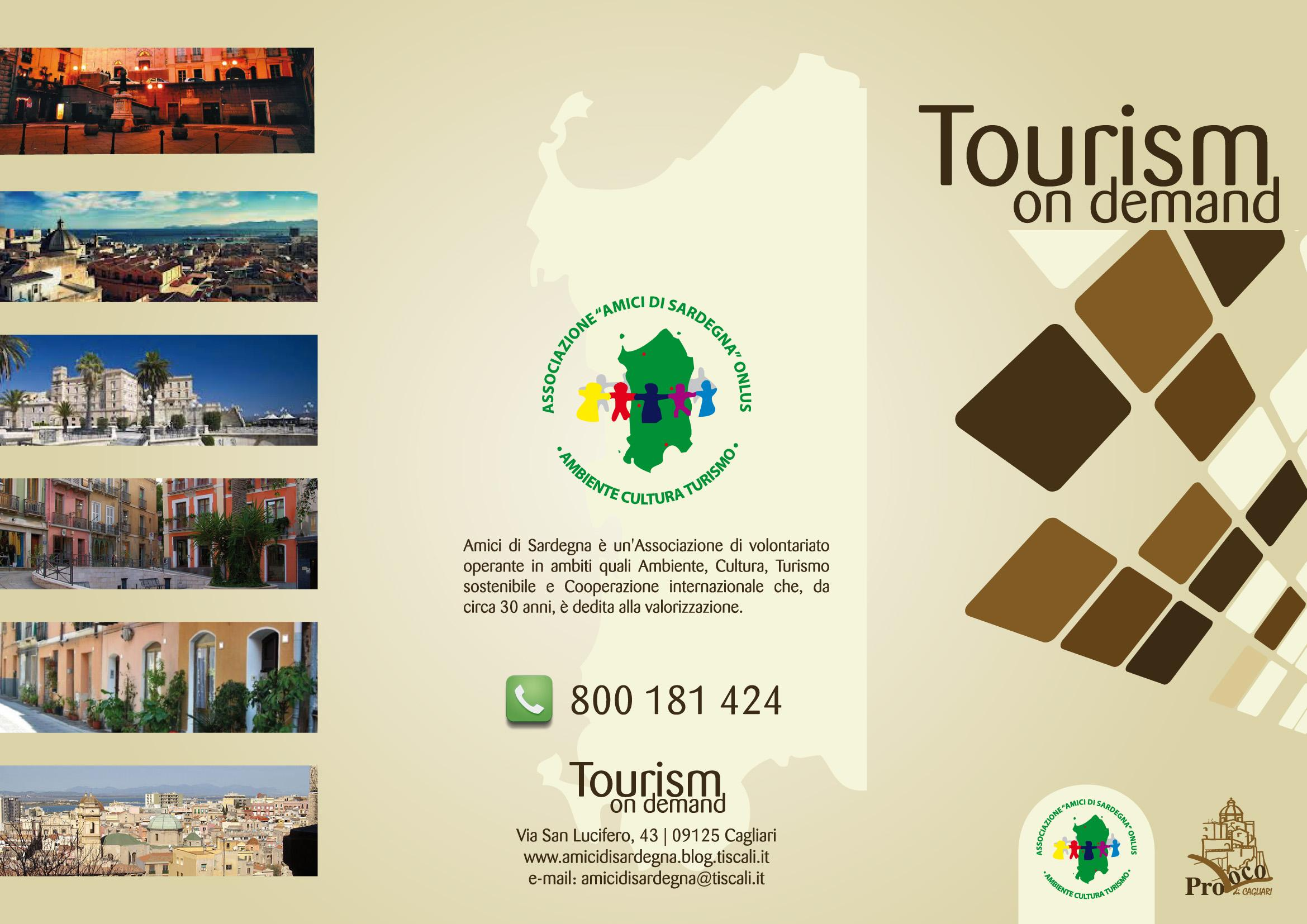 T.O.D. : TOURISM ON DEMAND
