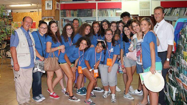 Scambio culturale con Manfredonia