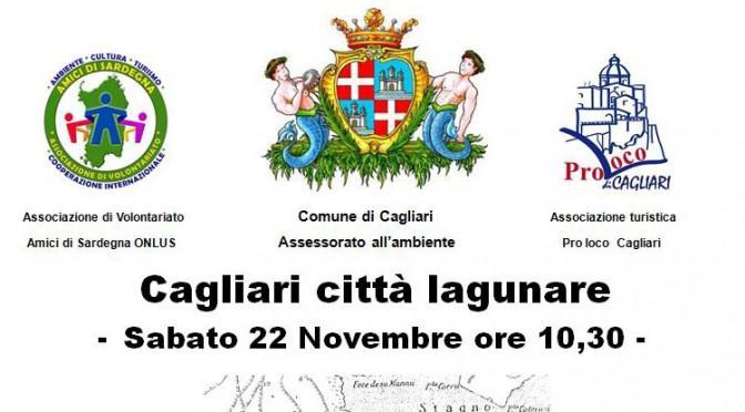 Cagliari Città Lagunare, convegno il 22 Novembre 2014 al SEARCH