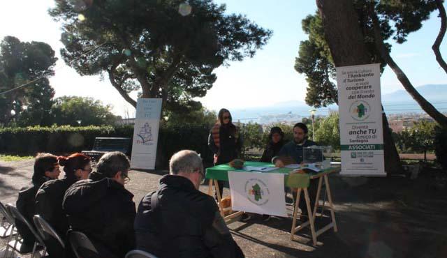 Conferenza Stampa: A Buoncammino la Casa del volontariato e della cultura di Cagliari!