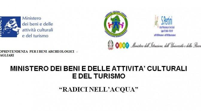 """Istituto Pertini, Cagliari: Presentazione del progetto """"Radici nell'acqua"""""""
