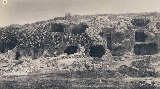 """I misteri dei Fenici a Tuvixeddu: Visita guidata in luoghi fuori dal """"comune""""."""