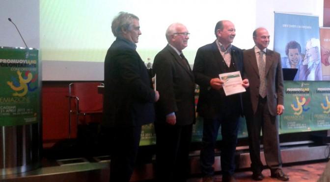 """Cortometraggio Amici di Sardegna premiato al Concorso di Idee """"PromuoviAmo il Volontariato"""""""