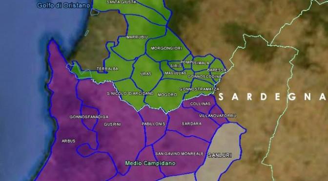 Alla scoperta degli insediamenti simbolo delle fertili pianure di Terralba, Guspini, Uras e Marrubiu