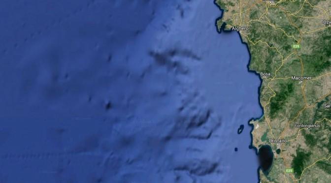 Progetto di prospezione geofisica al largo della costa nord-occidentale della Sardegna