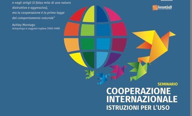 Facciamo il punto sulla Cooperazione Internazionale