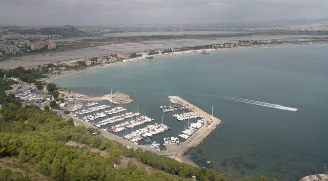 La storia di Cagliari comincia da Marina piccola